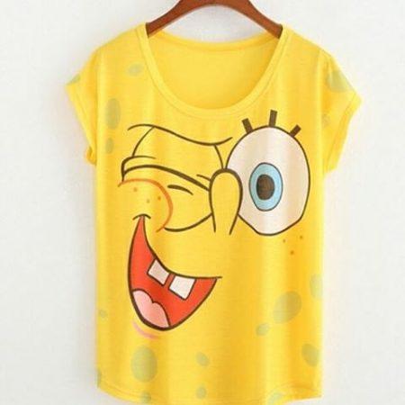 Spongya Bob gyerek póló