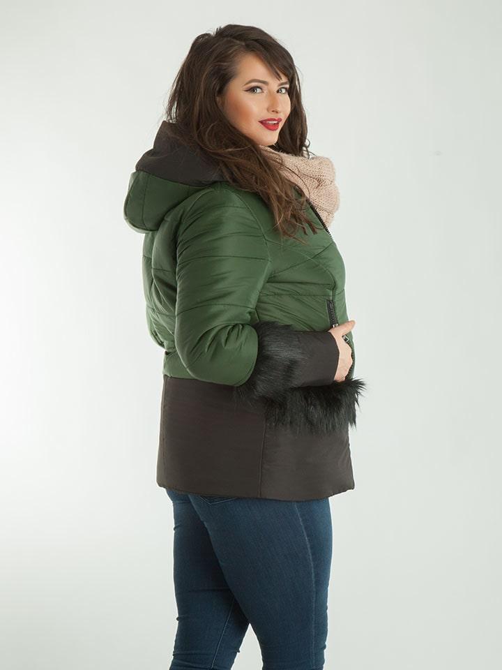 nagyméretű női kabát