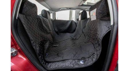 autós ülésvédő háttámlára
